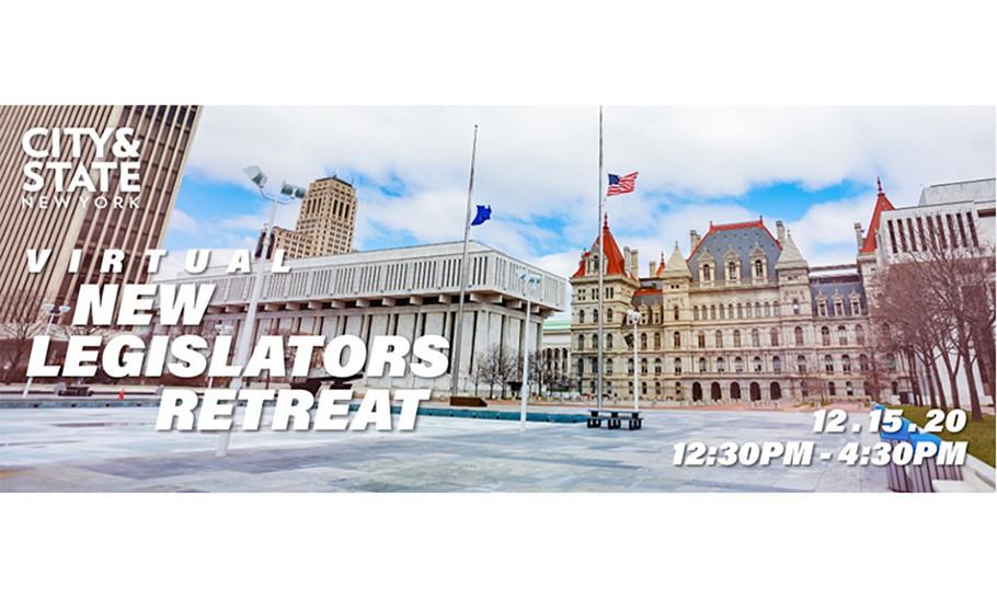 2020 New Legislators Virtual Retreat