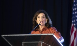 Government transparency and accountability was among Hochul's early priorities in the wake of former Gov. Andrew Cuomo's opaque approach to governance.