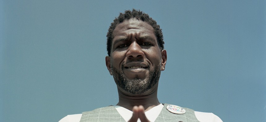 New York City Public Advocate Jumaane Williams has stepped up in a big way during New York City's Black Lives Matter protests.