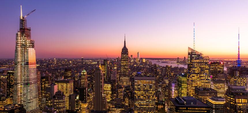 City & State presents the 2021 Manhattan Power 100.