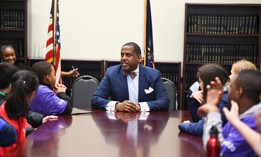 State Sen. Kevin Parker is facing a challenge by David Alexis.