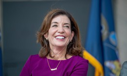 Gov. Kathy Hochul has made some serious progress toward inheriting the political network that helped Cuomo win three terms in office.