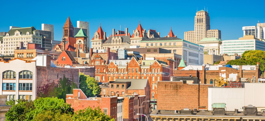 Albany was named the best place to live in New York by U.S. News & World Report.