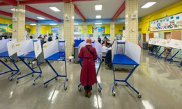 New Yorkers will be asked to weigh in on five ballot proposals on Nov. 2.