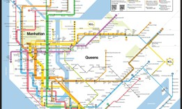 The new MTA map.
