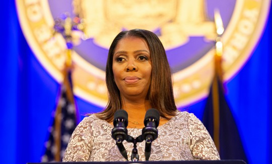 Letitia James is entering an increasingly crowded Democratic primary field.